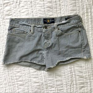 Lucky Brand Striped Riley Shorts